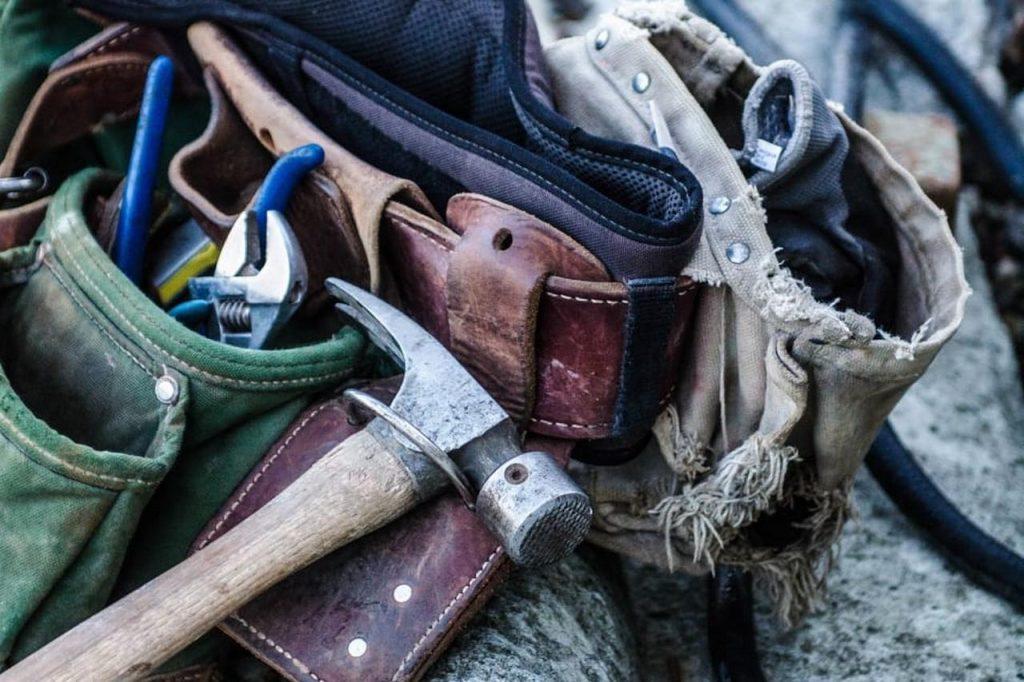 torba na narzędzia